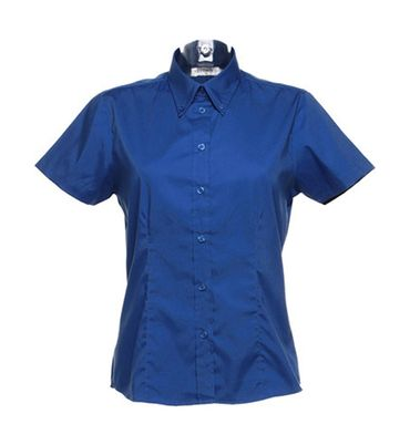 Kustom Kit: Ladies Corporate Oxford Bluse KK701 – Bild 6