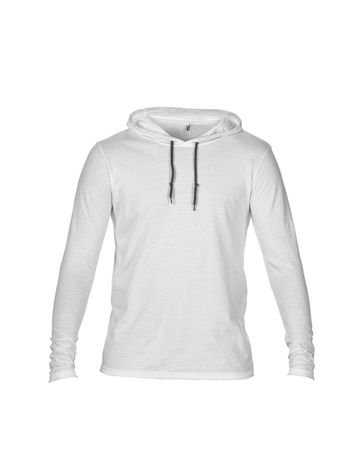 Anvil: Adult Fashion Basic LS Hooded Tee 987 – Bild 2