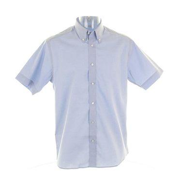 Kustom Kit: Tailored Fit Premium Oxford Hemd KK187 – Bild 4