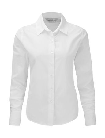 Russell Europe: Ladies` Classic Twill Shirt LS  R-916F-0 – Bild 2