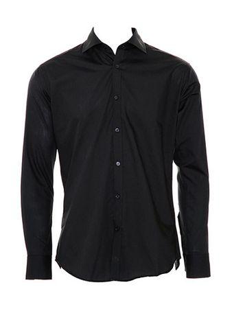 Kustom Kit: Slim Fit Business Shirt LS KK192 – Bild 3