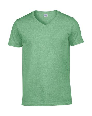 Gildan: Softstyle V-Neck T-Shirt 64V00 – Bild 13