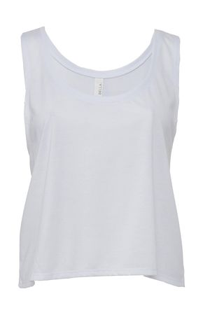 Bella+Canvas: Flowy Boxy Tank Top 8880 – Bild 2