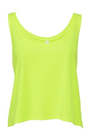 Bella+Canvas: Flowy Boxy Tank Top 8880 – Bild 11