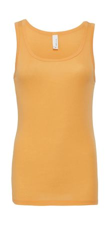 Bella+Canvas: Sheer Mini Rib Tank Top 8780: – Bild 9