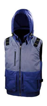 Result: X-OVER Gilet R335X – Bild 3