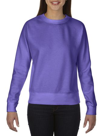 Comfort Colors: Ladies` Crewneck Sweatshirt 1596 – Bild 5
