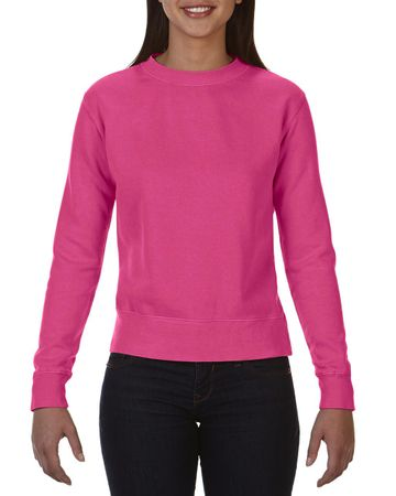 Comfort Colors: Ladies` Crewneck Sweatshirt 1596 – Bild 6