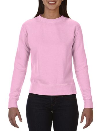Comfort Colors: Ladies` Crewneck Sweatshirt 1596 – Bild 10