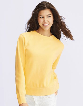 Comfort Colors: Ladies` Crewneck Sweatshirt 1596 – Bild 1