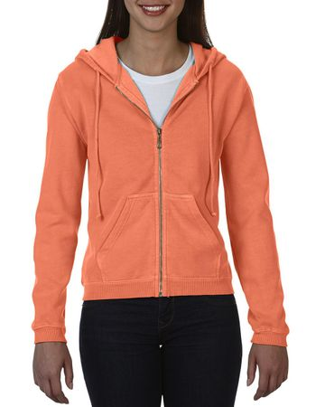 Comfort Colors: Ladies` Full Zip Hooded Sweatshirt 1598 – Bild 6