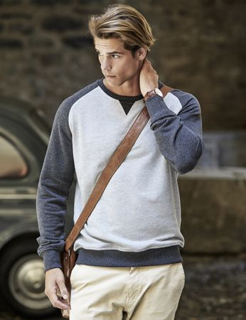 Tee Jays: Urban Two-Tone Sweat 5404 – Bild 1