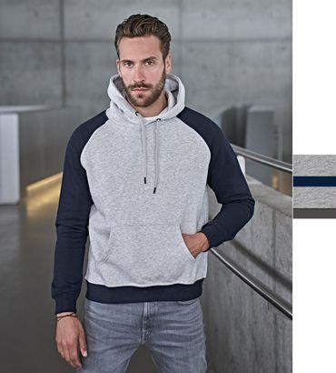 Tee Jays: Two-Tone Hooded Sweatshirt 5432 – Bild 1