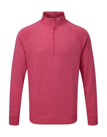 Russell Europe: Men`s HD 1/4 Zip Sweat R-282M-0 – Bild 9