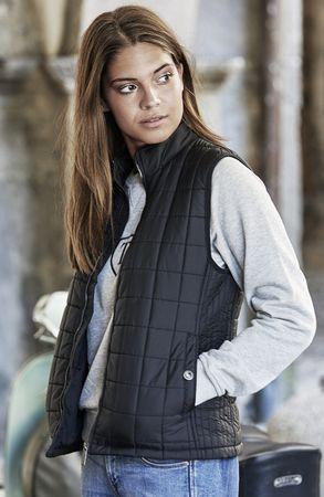 Tee Jays: Ladies Berlin Bodywarmer 9665 – Bild 1