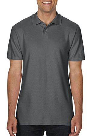 Gildan: Softstyle Adult Double Pique Polo 64800 – Bild 6