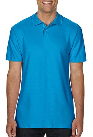 Gildan: Softstyle Adult Double Pique Polo 64800 – Bild 10