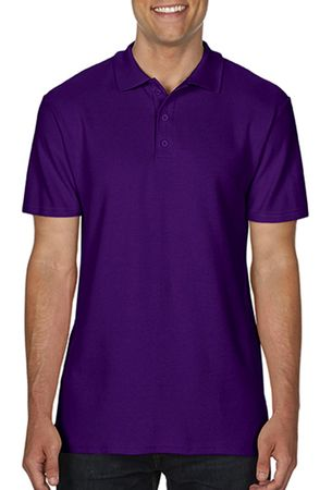 Gildan: Softstyle Adult Double Pique Polo 64800 – Bild 11