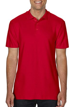 Gildan: Softstyle Adult Double Pique Polo 64800 – Bild 12