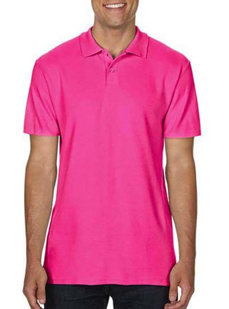 Gildan: Softstyle Adult Double Pique Polo 64800 – Bild 20
