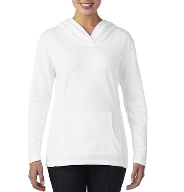 Anvil: Women`s French Terry Hooded Sweat 72500L – Bild 9