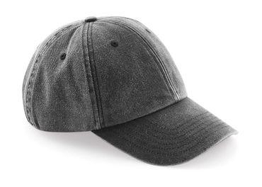 Beechfield: Low Profile Vintage Cap B655 – Bild 3