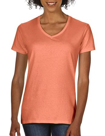 Comfort Colors: Ladies` V-Neck Tee 3199 – Bild 13