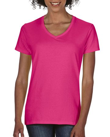 Comfort Colors: Ladies` V-Neck Tee 3199 – Bild 7