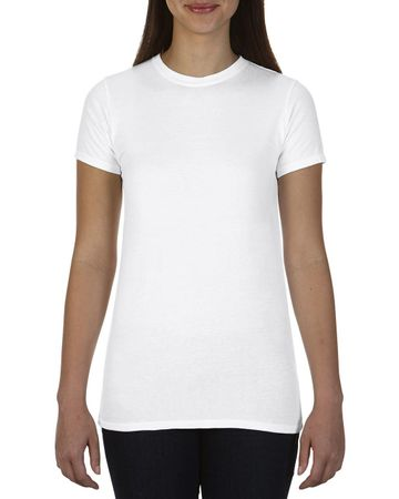 Comfort Colors: Ladies` Fitted Tee 4200 – Bild 2