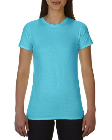 Comfort Colors: Ladies` Fitted Tee 4200 – Bild 6