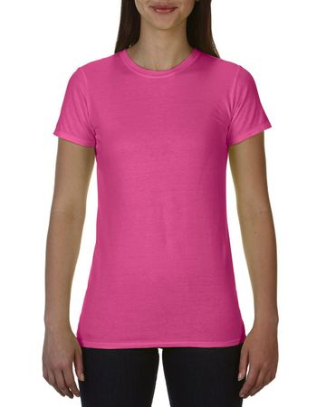 Comfort Colors: Ladies` Fitted Tee 4200 – Bild 8