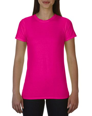 Comfort Colors: Ladies` Fitted Tee 4200 – Bild 11