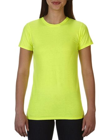 Comfort Colors: Ladies` Fitted Tee 4200 – Bild 13