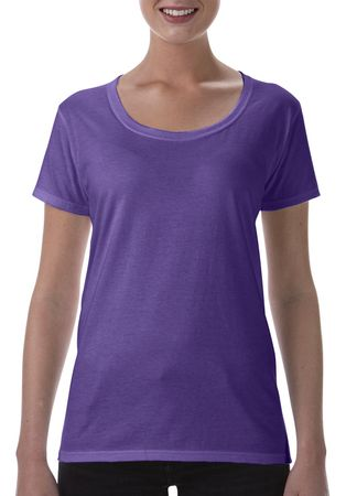 Gildan: Softstyle Ladies` Deep Scoop T-Shirt 64550L – Bild 10