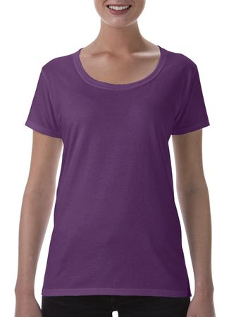 Gildan: Softstyle Ladies` Deep Scoop T-Shirt 64550L – Bild 11
