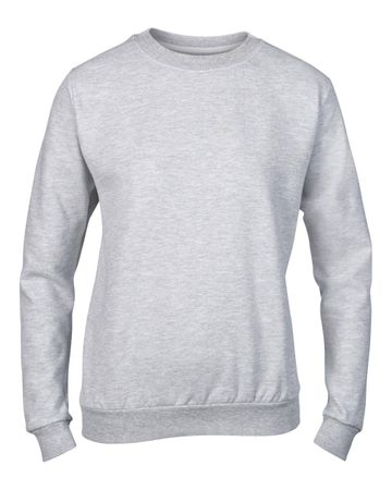 Anvil: Ladies Fashion Crewneck Sweat 71000FL – Bild 4