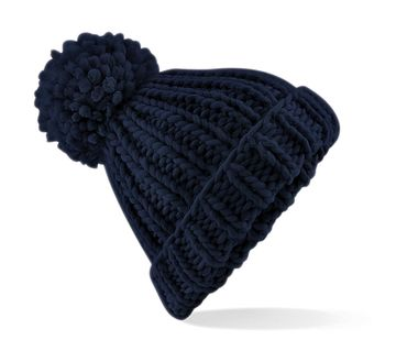 Beechfield: Oversized Hand-Knitted Beanie B483  – Bild 2