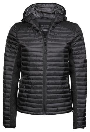 Tee Jays: Ladies Hooded Aspen Crossover Jacket 9611  – Bild 5