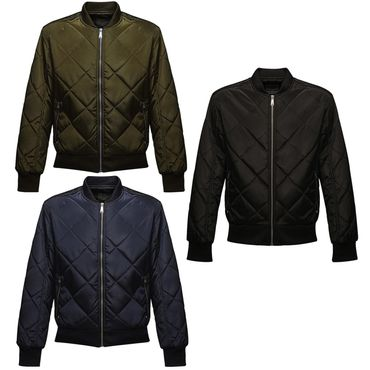 Regatta: Fallowfield Quilted Jacket TRA456  – Bild 1