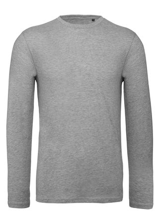 B&C: Inspire LSL T men T-Shirt TM070  – Bild 4