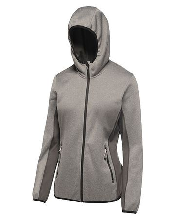 Regatta: Women`s Amsterdam Hooded Softshell Activewear TRA615  – Bild 2