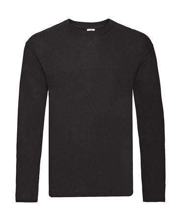 Fruit of the Loom: Original Long Sleeve T 61-428-0  – Bild 3