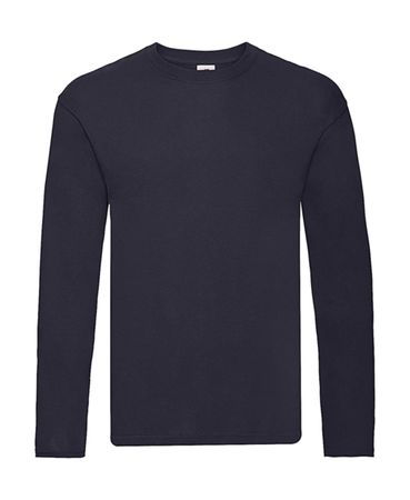 Fruit of the Loom: Original Long Sleeve T 61-428-0  – Bild 6