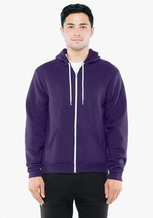 American Apparel: Unisex Flex Zip Hooded Sweat F497WA – Bild 19