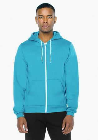 American Apparel: Unisex Flex Zip Hooded Sweat F497WA – Bild 12