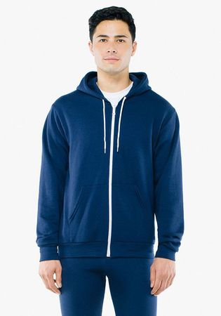 American Apparel: Unisex Flex Zip Hooded Sweat F497WA – Bild 13