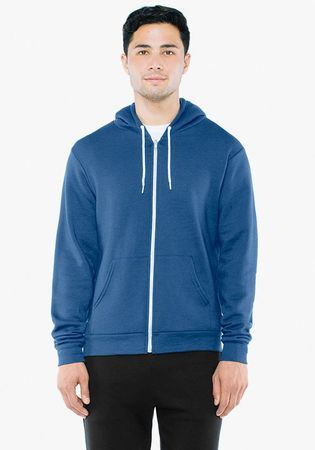 American Apparel: Unisex Flex Zip Hooded Sweat F497WA – Bild 15
