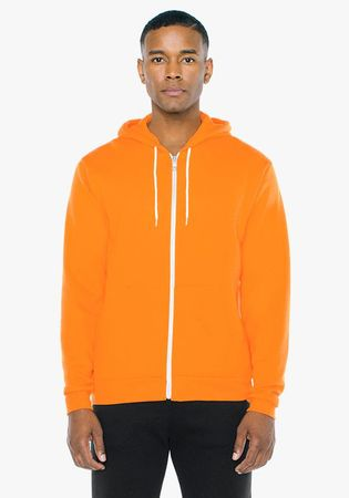 American Apparel: Unisex Flex Zip Hooded Sweat F497WA – Bild 17