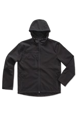 Stedman: Active Softest Shell Hooded Jacket ST5240  – Bild 3