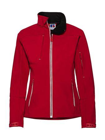 Russell Europe: Ladies` Bionic Softshell Jacket R-410F-0  – Bild 6